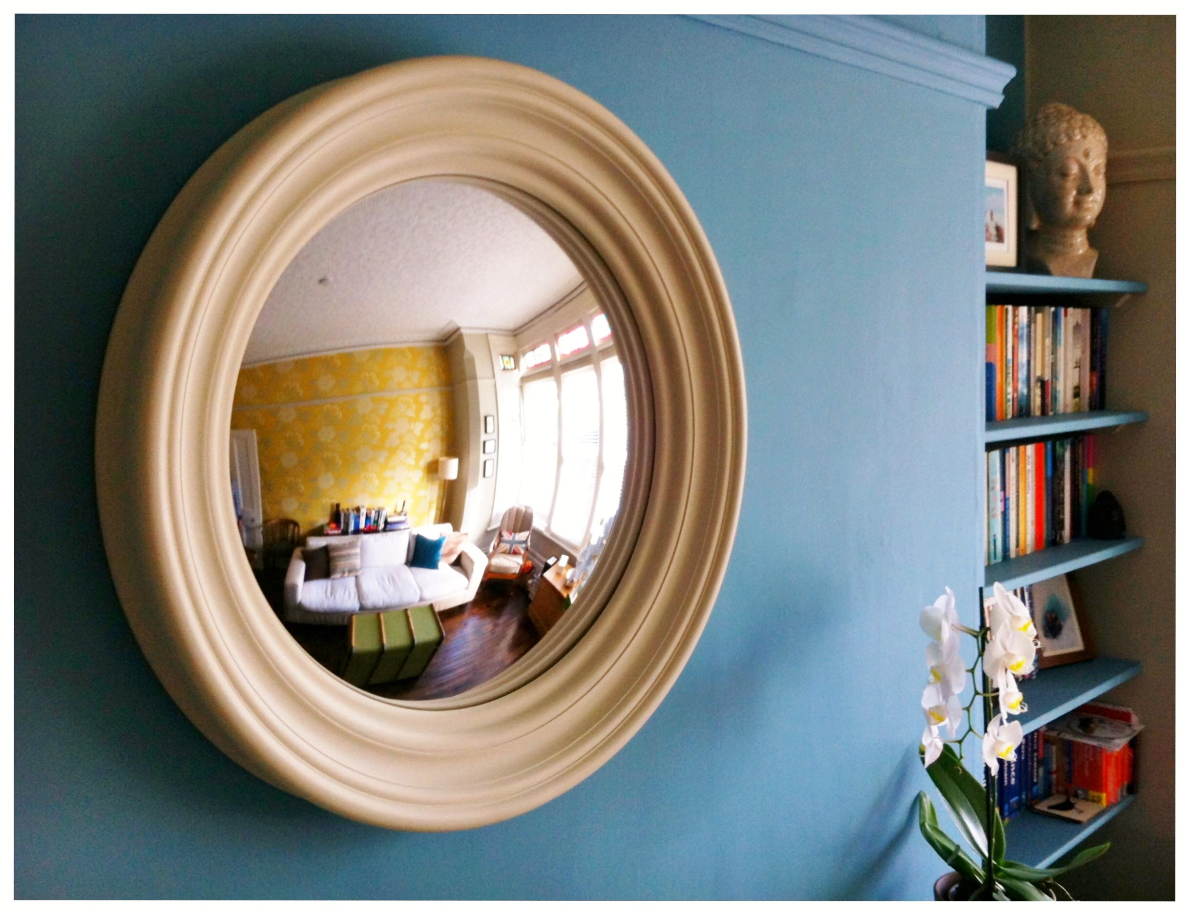 Medium Roma Convex Mirror