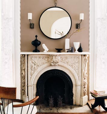 Tips on hanging mirrors - Omelo Decorative Convex Mirrors Omelo ...