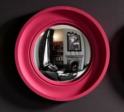 Brighten Your Home With A Decorative Convex Mirror Omelo