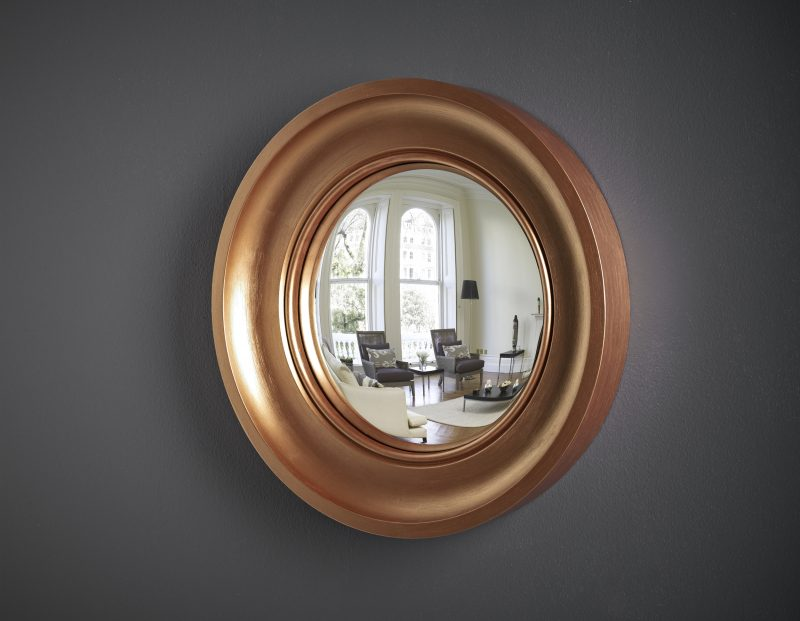 The Trend Copper Convex Omelo Decorative Convex Mirrors