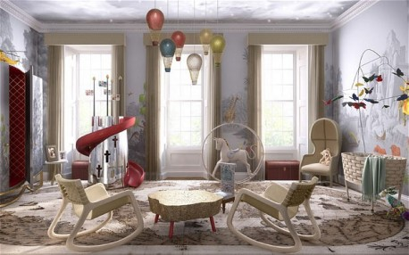 A nursery fit for a Prince