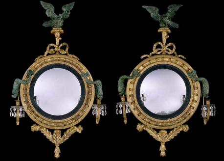Convex mirrors, Decorative Convex mirrors