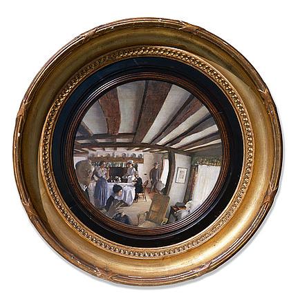 convex mirrors in art the convex mirror image