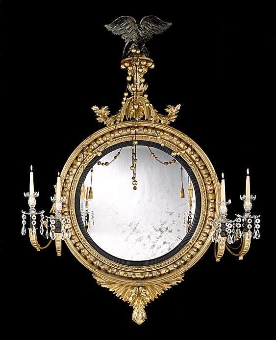 convex mirrors regency