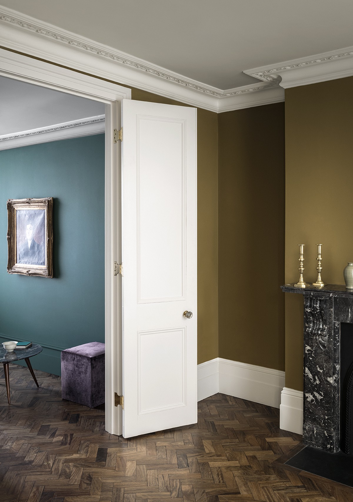 The Rich Origins Of Blue And Green Paint Top Colours For