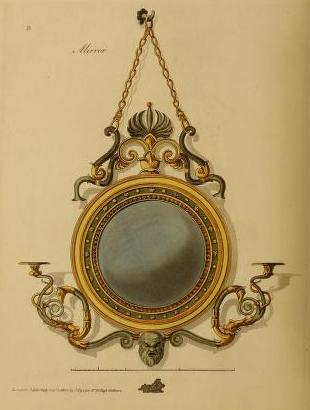 decorative mirrors image